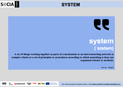 System definition