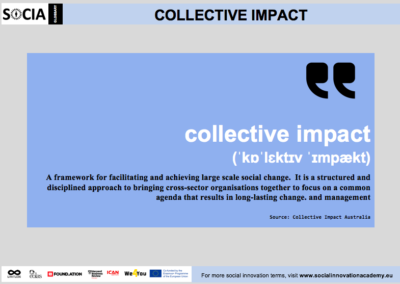 Collective impact definition