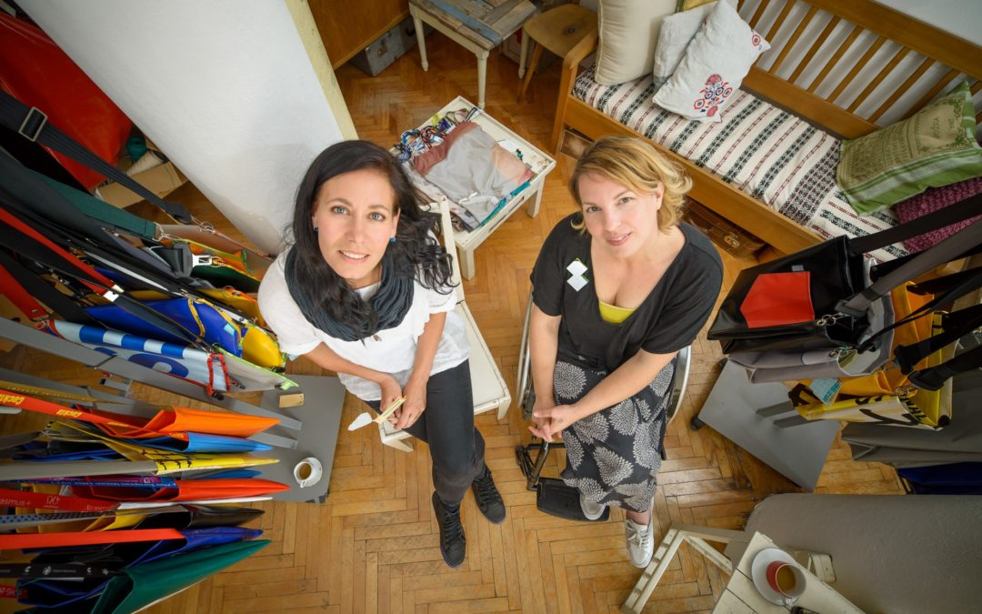 How to create eco-friendly products that turn waste into high-quality and well-designed usable products: insights from the founders of Smetumet