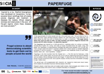 Paperfuge