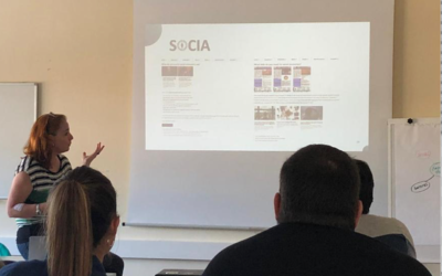 SOCIA a driving force for (future) social entrepreneurs and innovators in Extremadura